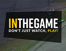 InTheGame streamers app